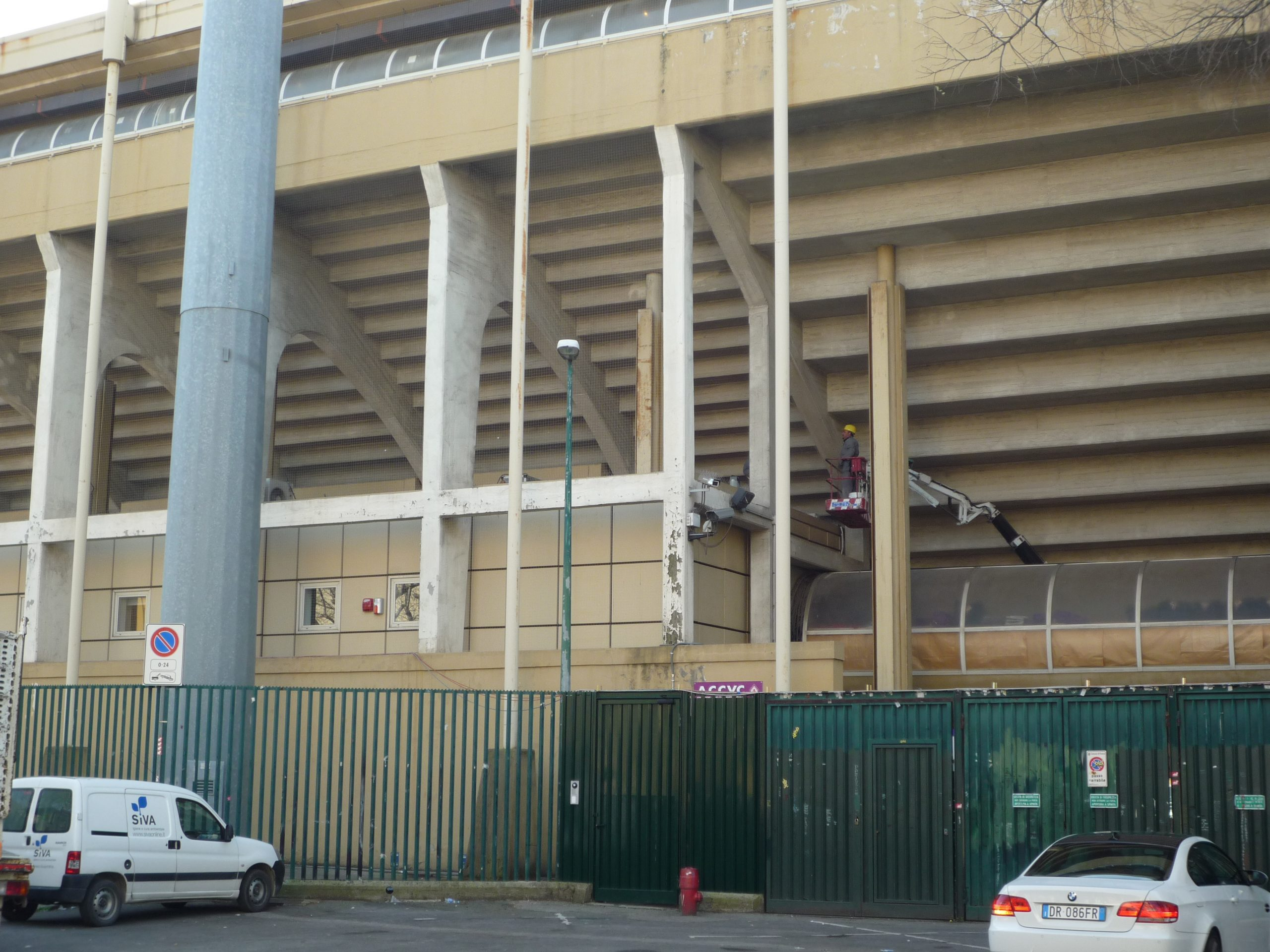Stadio Artemio Franchi – Firenze